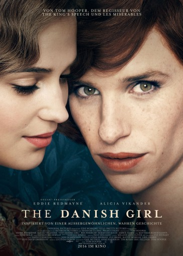 To Koritsi apo th Dania -Danish Girl movie-Technopolis multiplex heraklion crete cinemas movies poster